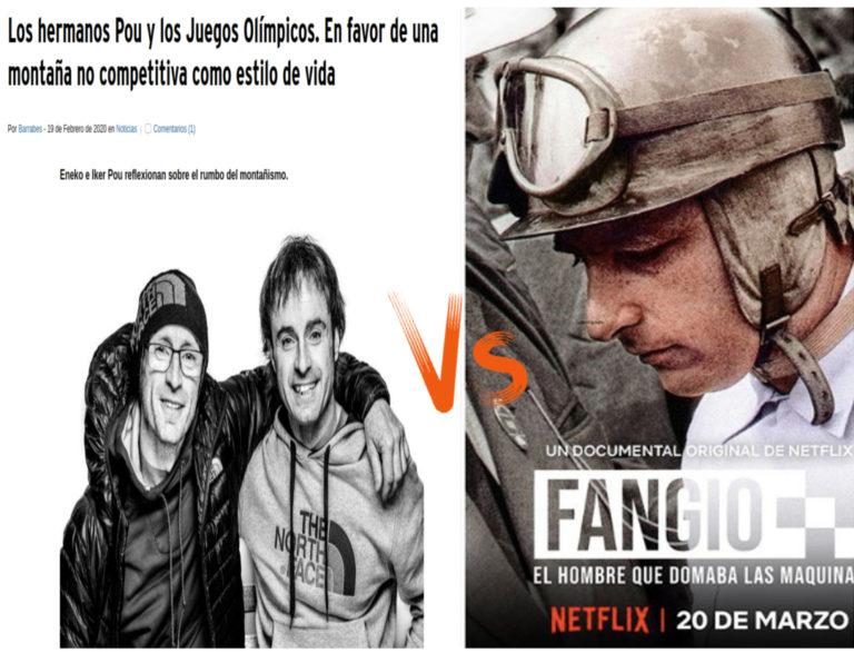 Hermanos Pou v Fangio